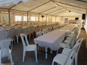 השכרת אוהלים , אוהלים למכירה , השכרת כיסאות , כיסאות למכירה , השכרת שולחנות , שולחנות למכירה