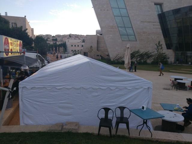 אוהלי אבלים להשכרה